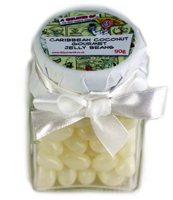 Wedding favour boxes? Why not go for Dinky Glass Jars of Sweets instead?